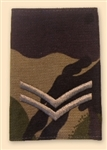 RAF Combat Rank Slide RAF Corporal Normal DPM