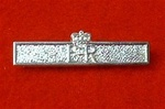 Full Size Army Long Service & Good Conduct Second Award Bar