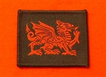 The Royal Welsh TRF Combat Badge RW Combat Badge