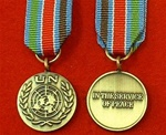 United Nations Bosnia Miniature Medal