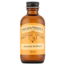 Nielsen Massey Pure Orange Extract 60ml