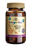 Solgar Kangavites(R) Multivitamin & Mineral Chewable Tablets Bouncing Berry 120