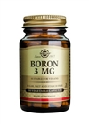 Solgar Boron 3 mg Vegetable Capsules 100
