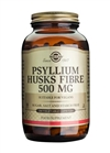 Solgar Psyllium Husks Fibre 500 mg Vegetable Capsules 200