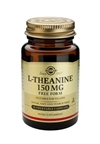 Solgar L-Theanine 150 mg Vegetable Capsules 30