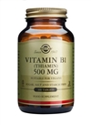 Solgar Vitamin B1 500 mg (Thiamin) Tablets 100