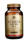 Solgar Vitamin E 268 mg (400 IU) Softgels 100