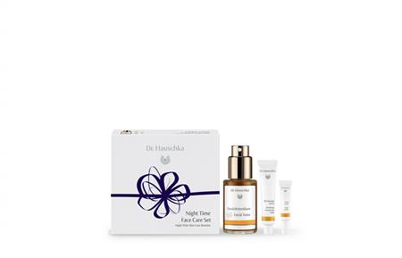 Dr Hauschka Night Time Face Care Set