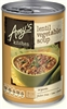 Amys Lentil Vegetable Soup 411G Gluten Free