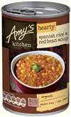 Amys Organic Spanish Rice & Red Bean Soup 400g