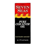 seeven seas cod liver oil 170ml