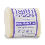 Faith in Nature Levender Soap 100g