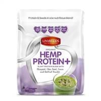 Linwoods Organic Hemp Protein+ Flax Chia Cocoa & Beetroot 360g
