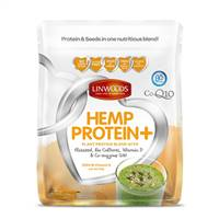 Linwoods Hemp Protein+ Flax Bio-cultures Vitamin D & O-enzyme Q10 360g