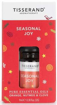 Tisserand Seasonal Joy Essential Oil 9ml