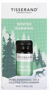 Tisserand Winter Warming Essential Oil 9ml
