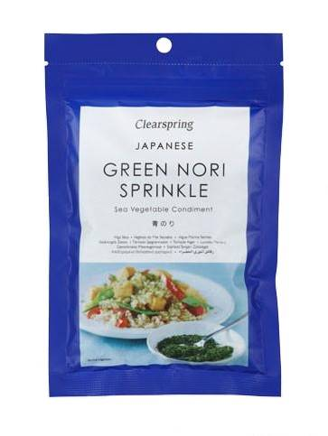 Clearspring Japanese Green Nori Sprinkle 20g
