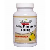 NATURES AID EVENING PRIMROSE OIL 1000MG 180CAPS