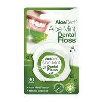 AloeDent Mint Dental Floss 30m