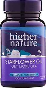 HIGHER NATURE STARFLOWER OIL 30 CAPS