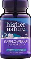 HIGHER NATURE STARFLOWER OIL 1000MG 90 CAPS