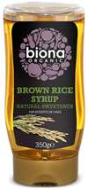BIONA ORGANIC BROWN RICE SYRUP 330G