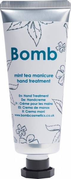 Bomb Mint Tea Manicure Hand Treatment 25ml