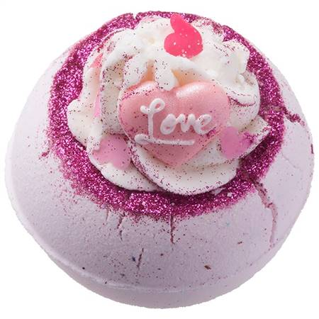 Bomb Bath Blaster Fell In Love With A Swirl 160g