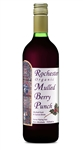 Rochester Mulled Berry Punch