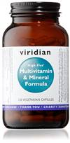 VIRIDIAN HIGH FIVE MULTIVITAMIN 120CAPS