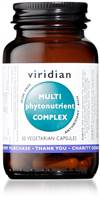 VIRIDIAN MULTI PHYTONUTRIENT 30CAPS