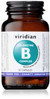Viridian Co-enzyme B-Complex 30 Caps