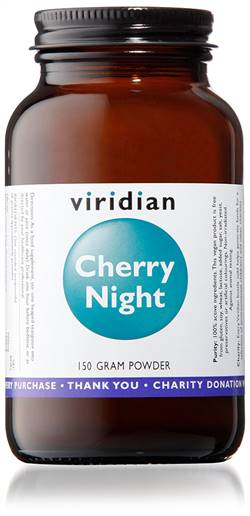 Viridian Cherry Night Powder 150G