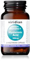 VIRIDIAN HYALURONIC ACID 200MG 30CAPS