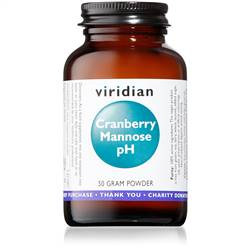 VIRIDIAN CRANBERRY MANNOSE POWDER