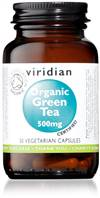 VIRIDIAN ORGANIC GREEN TEA LEAF 500MG 30 CAPS