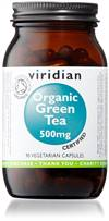 Viridian Organic Green Tea Leaf 500Mg 90 Caps