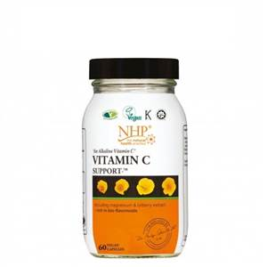 Natural Health Practice Vitamin C Support 60 Caps