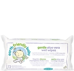 Earth Friendly Baby Baby Wipes 100% Biodegradable