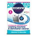 Ecozone Washing Machine & Dishwasher Cleaner 135g