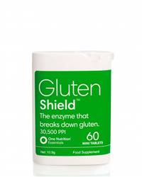 One Nutrition Gluten Shield 60 Tabs