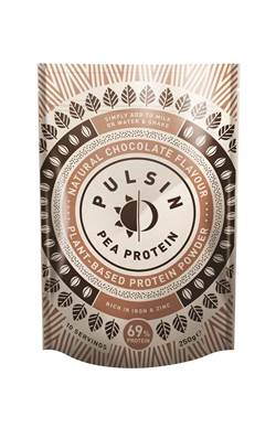 Pulsin Chocolate Pea Protein Powder 250g