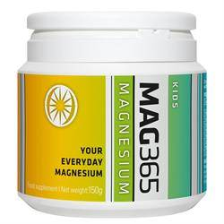 Mag365 Kids Magnesium Supplement 150g