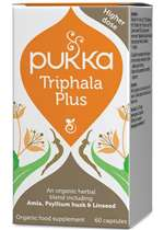 Pukka Triphala Plus 60 Caps