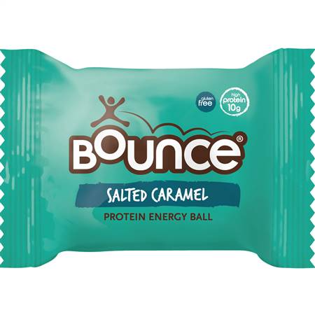 Bounce Caramel Sea Salt Protein Energy Ball 40g