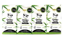 Cheeky Panda 100% Bamboo Pocket Tissues 8 Pack