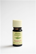 Atlantic Aromatics Mandarin Oil Organic  5ml