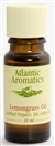 Atlantic Aromatics Lemongrass Oil Organic 10ml