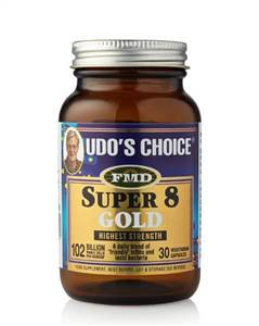 Udo's Choice Super 8 Gold 30 Caps