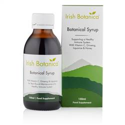 IRISH BOTANICA BOTANICAL SYRUP